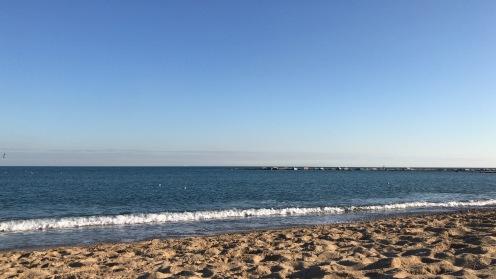 Barcelona Beach Weather