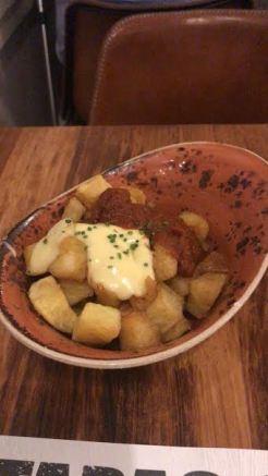 Tapas Restaurant Barcelona