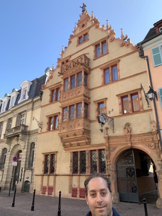 La Maison des Têtes Colmar