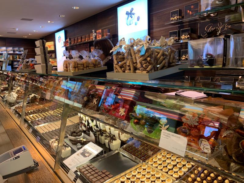 Sprungli Chocolate