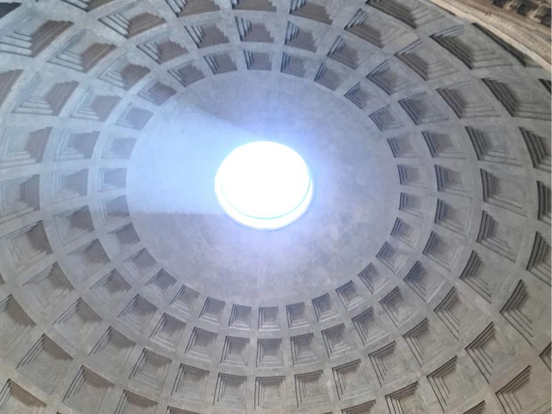 Pantheon Rome History
