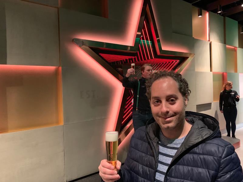 Amsterdam Must See Tours Heineken
