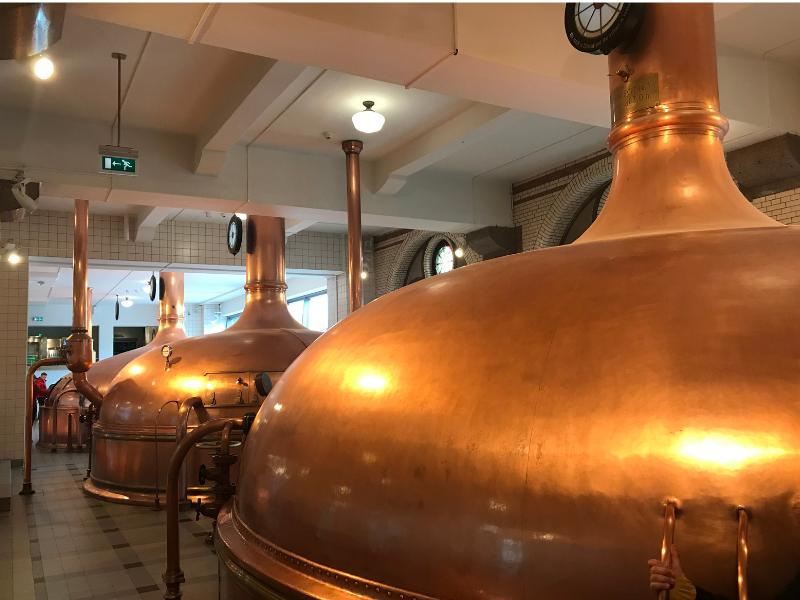 Heineken Beer Barrels