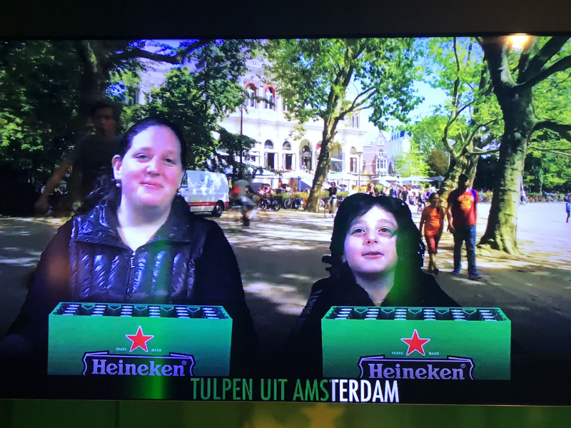 Top 10 attractions in Amsterdam Heineken